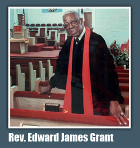 Rev. Edward James Grant